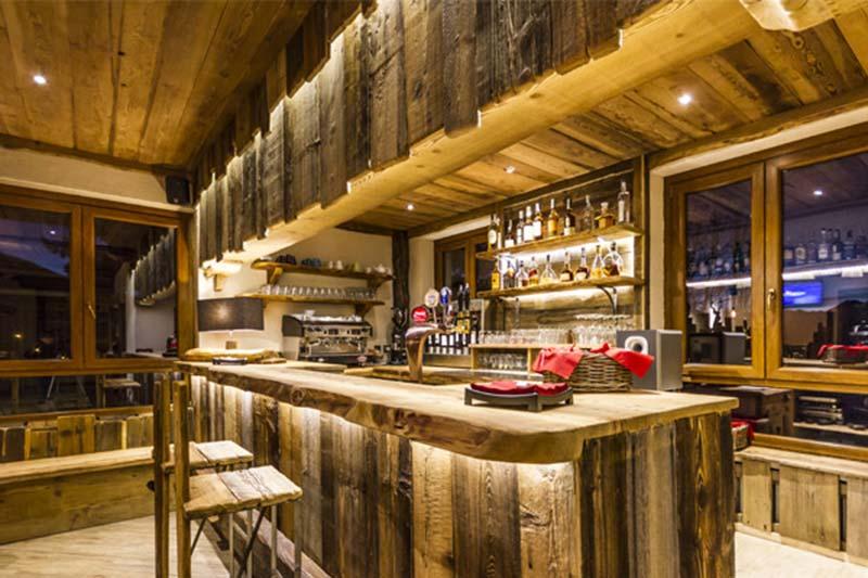 Ristorante & Lounge Bar - Hotel Sauze