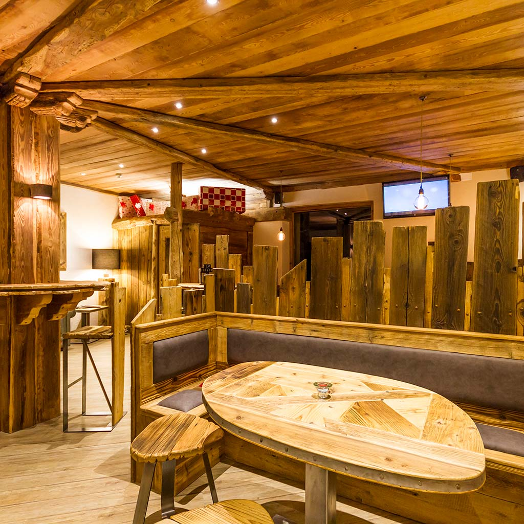 Lounge Bar | Hotel Sauze
